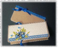 Плик за пожелания и паричен подарък
