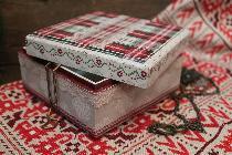 Подаръчна кутия  тип бижутерка