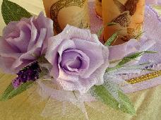 Подарък за младоженци от кумовете. Бутилки за наричане