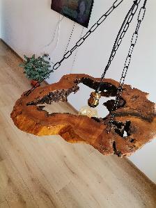 Полилей от дърво