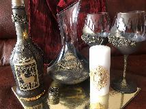 Празничен комплект от 5 части за вино