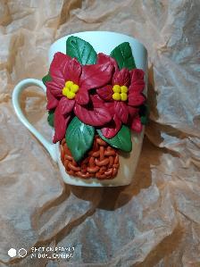 Ръчно декорирани чаши