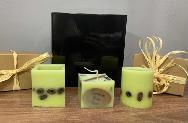 Ръчно изработени ароматни свещи
