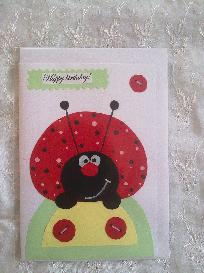 Ръчно изработени картички с детски мотиви 2