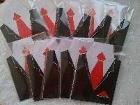 Ръчно изработени картички за бал