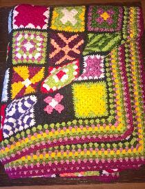 Ръчно изработен одеяло