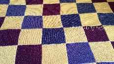 Ръчно плетено  одеало