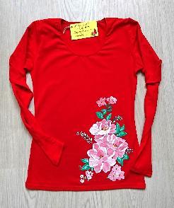 Ръчно рисувана блузка