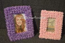 Рамки за снимки с рози