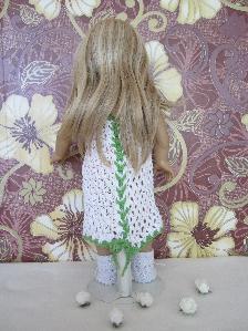 Рокля за кукла