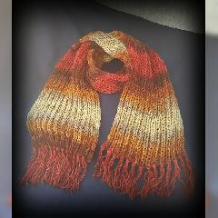 Шал ръчна изработка. Плетен шал. Шал ръчно плетиво. Шал handmade.