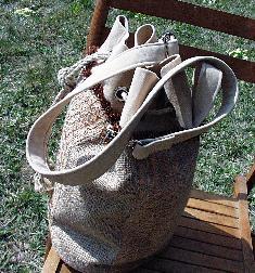 Солидна чанта торба
