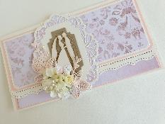 Сватбен плик за пожелания и паричен подарък
