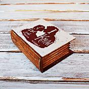 Сватбена кутия книга за халки пръстени Междузвездни войни Star Wars