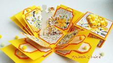 Сватбена кутийка-картичка