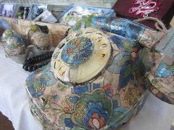 Сватбени винтидж аксесоари и декорации - стар телефон