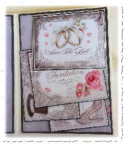 Сватбено мини албумче