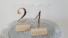 Табелки с номера за маса