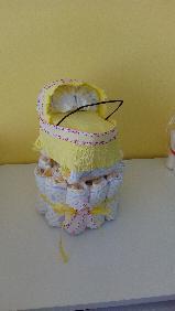 Торти от памперси