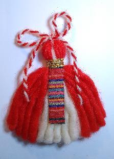 Традиционни български мартеници от производител