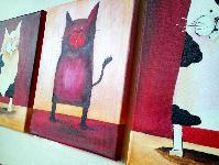 """Три котки"""