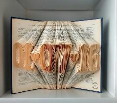 Уникален арт подарък за Осми март,сватба или годишнина