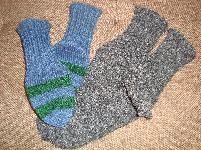 Вълнени чорапи