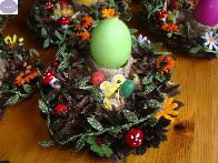 Великденски свещник - Голям