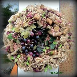 Венец за любители на виното